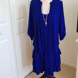 Peter Nygard Two-Piece Dress